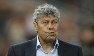 Луческу могут дисквалифицировать на один матч Лиги чемпионов