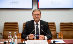 """Косачёв указал на """"хороший знак"""" во встрече Блинкена и Лаврова"""