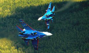 Cу-27 впервые победил F-15 над Украиной