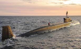"""Субмарина """"Великий Новгород"""", вооруженная ракетами """"Калибр"""", вошла в Черное море"""