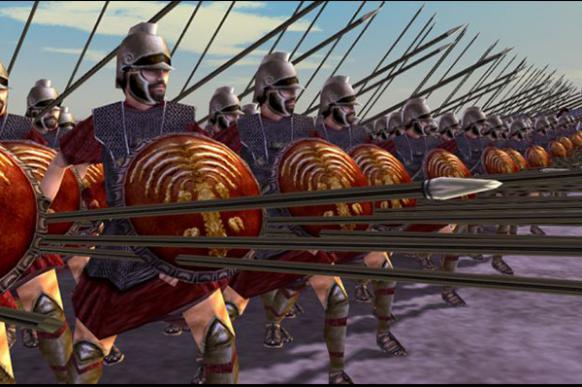 Зарождение Римской армии