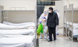 В городе Шахты пациент с коронавирусом убежал от врачей больницы