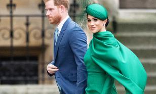 Меган Маркл обвинила королевскую семью в своем нервном срыве