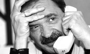 Денис Клявер почтил память отца Ильи Олейникова