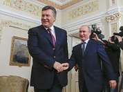Янукович в Москве: революции не случилось