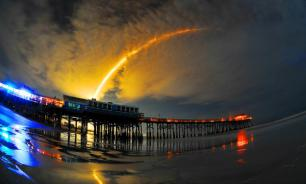 SpaceX успешно провела очередной запуск Falcon 9