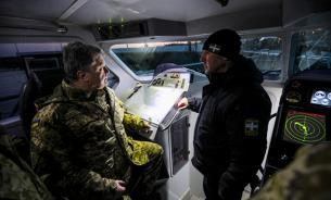 Форпост против России: Порошенко создает базу ВМС США в Одессе