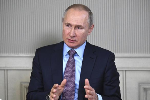 Путин: США взяли Украину под внешнее управление