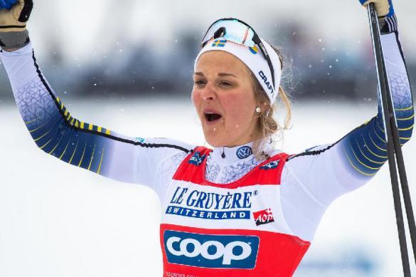 Шведская биатлонистка Нильссон рассказала о встрече с медведем в лесу