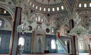 Церковь Христа Спасителя в Полях в Турции превратили в мечеть