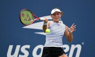 20-летняя Грачёва стала открытием US Open
