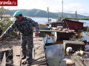 Дальний Восток: герои побеждают наводнение