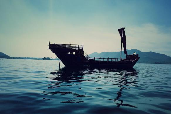 """""""Корабль-призрак"""" с человеческими останками прибило к японскому острову"""