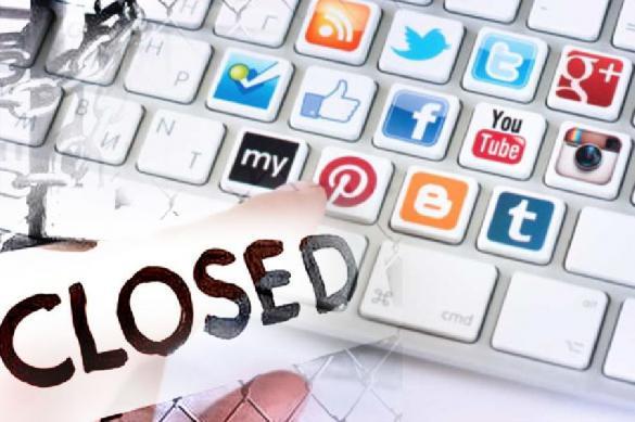 В России могут заблокировать популярные соцсети