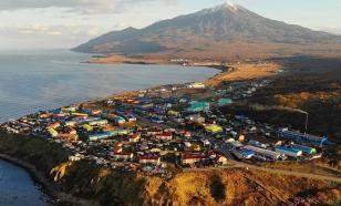 Землетрясение магнитудой 5,2 произошло на Курилах