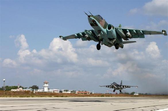 Россия ежедневно бомбит террористов в Сирии