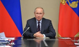 Путин назвал условие участия в президентских выборах 2024 года