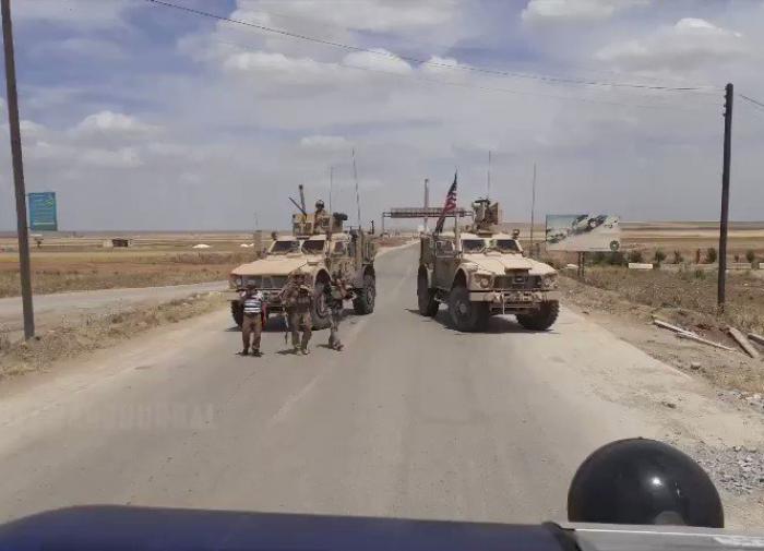 Минобороны: американцы в Сирии сами нарвались на неприятности