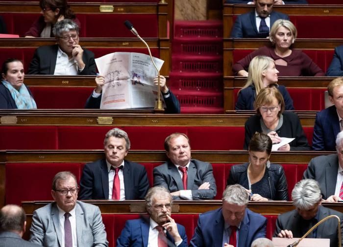 Le Monde: в санкционном списке ЕС будет девять имён