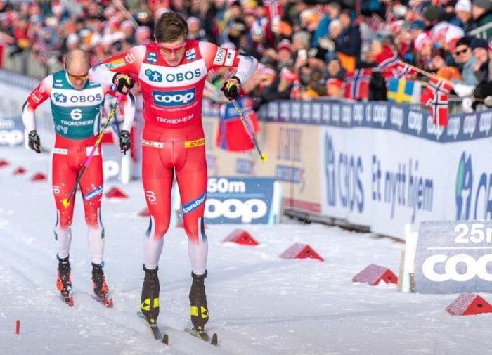 Норвежцы нашли, как вернуть победу Клебо и лишить медали Большунова