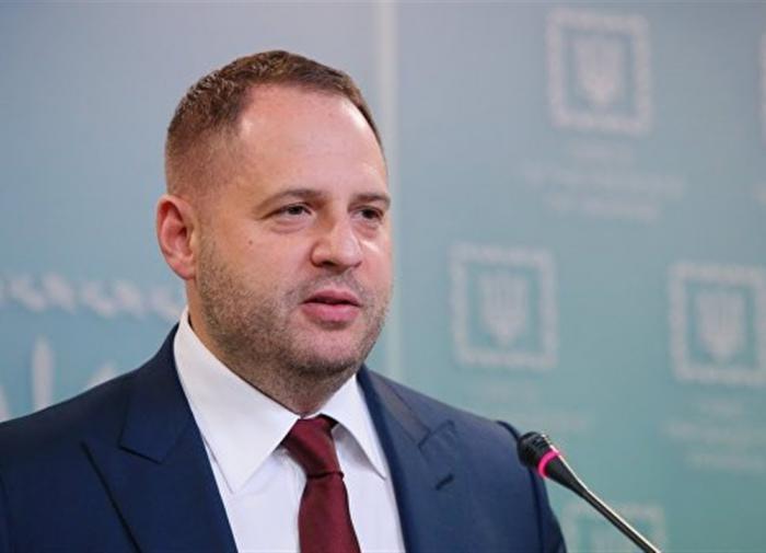 Ермак объяснил иностранным послам, как идут переговоры по Донбассу