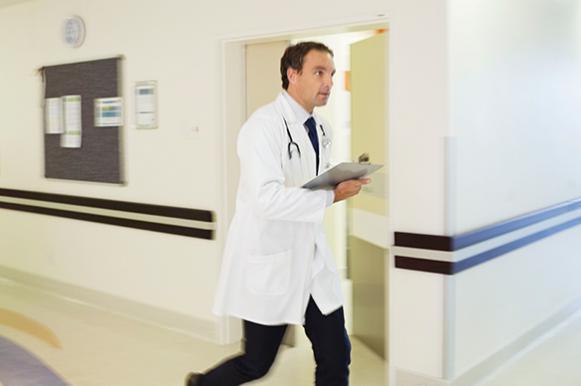 Медицинское волонтерство в России