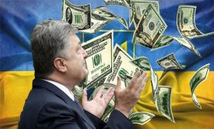 Порошенко попросил прощения у Бога за транш от МВФ