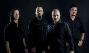 Группа Disturbed представит свой новый альбом в России