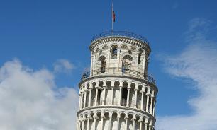 Пизанская башня: и все-таки она стоит