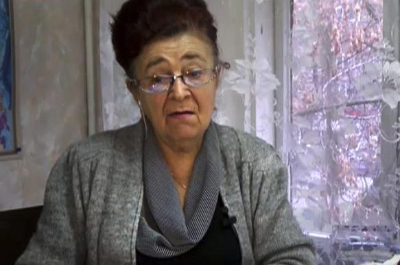 Председатель комитета солдатских матерей смещена с поста