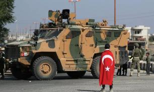 Турция перебросила 40 бронемашин и танков в Сирию