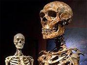 Скелет директора школы пригодился в кабинете биологии