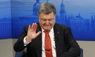 Порошенко в Мюнхене исполнил фирменный плач с жалобами на Россию