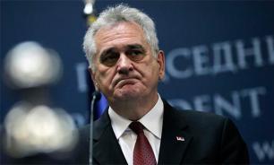 Президент Сербии: Мы не будем вводить санкции против России