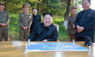 Южная Корея нанесла ракетный удар по северокорейским воздушным шарикам