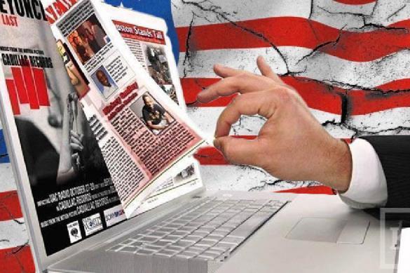 Эксперт: американские СМИ худшие лжецы, чем Трамп
