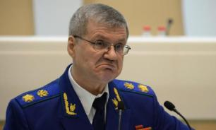Кремль: Юрий Чайка уходит с должности генпрокурора