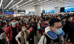 Жители Китая массово отправились в турпоездки по стране