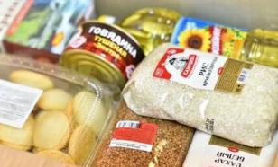 Волонтер из Воронежа продавала продуктовые наборы для малоимущих