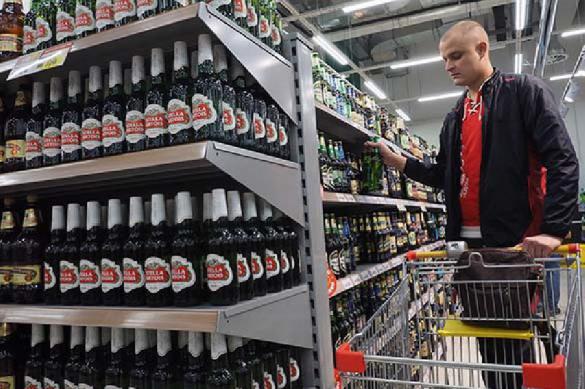 В Госдуме планируют маркировать алкоголь