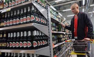 """В Госдуме планируют маркировать алкоголь """"страшными картинками"""""""