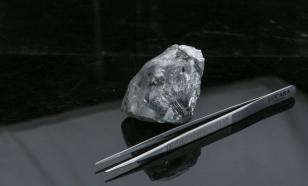 В Ботсване нашли один из пяти крупнейших бриллиантов в истории