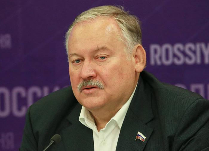 В Госдуме советуют не паниковать от намерений ВМФ США в Чёрном море