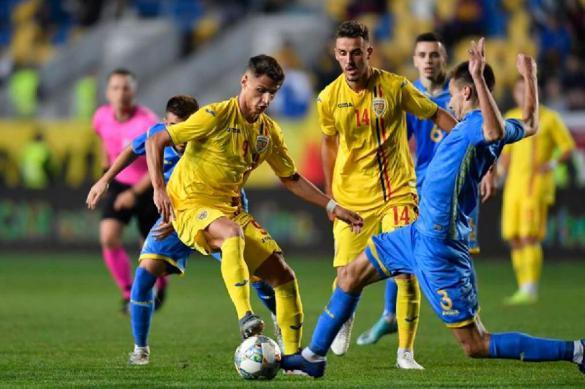 Украина против России: очередной скандал. Теперь в футболе