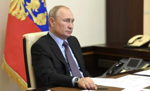 Удаленная работа стала испытанием для Владимира Путина