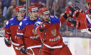 Россия нанесла Швеции первое за 14 лет поражение на МЧМ