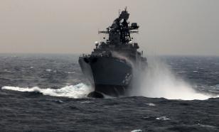 Выдворение американского эсминца: история повторяется