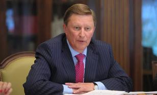 """Иванов рассказал американцам о """"русском Ираке"""""""