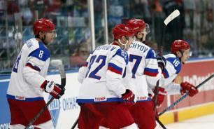 """NHL назвала новую форму сборной России """"абсолютно великолепной"""""""