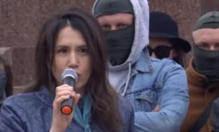 Опять покрышки на Майдане: это ультиматум Зеленскому